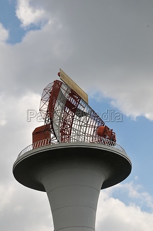 torre de radar