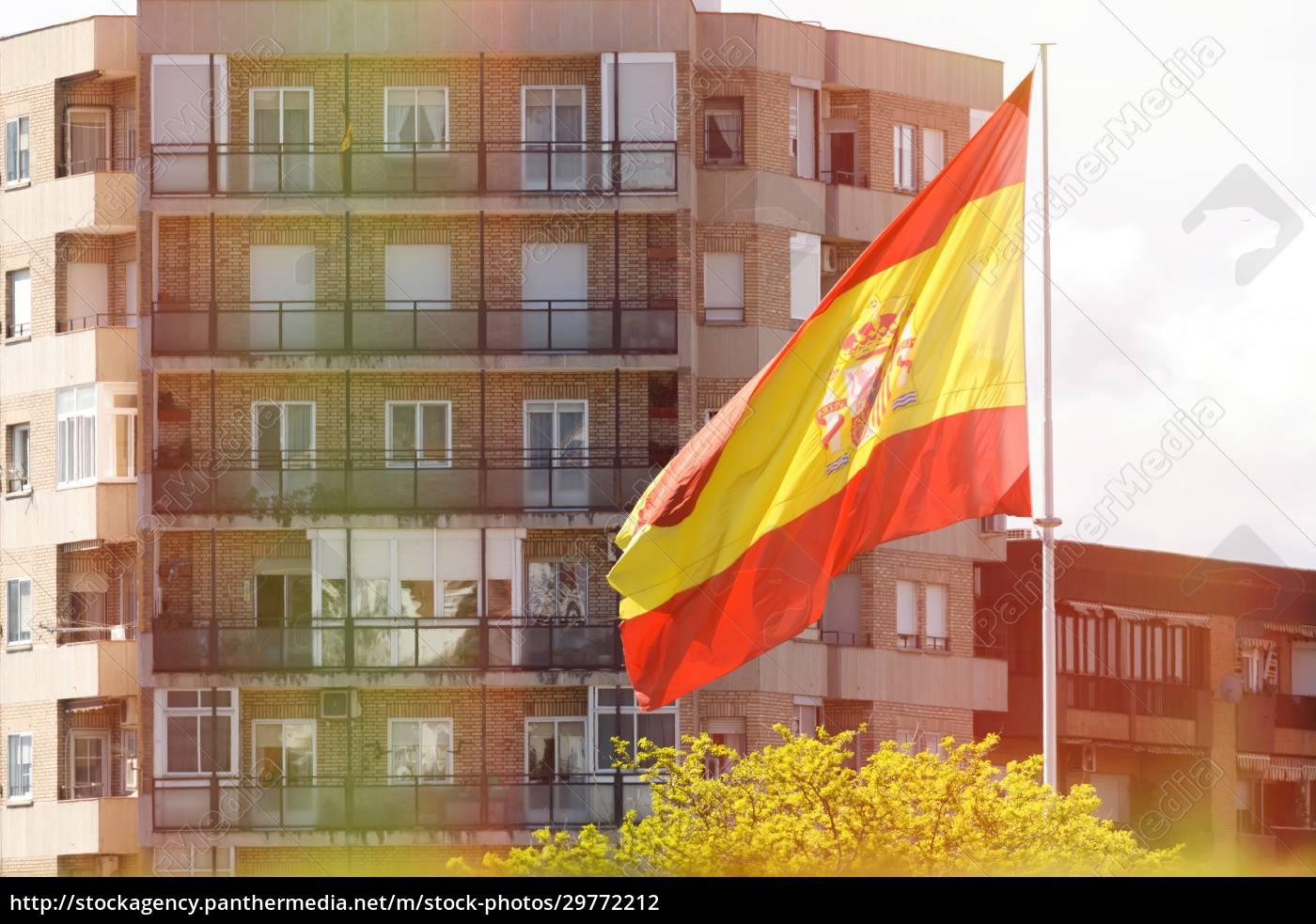 spain, flag, waving, in, the, wind - 29772212