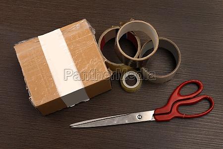 proceso de empaquetado de distribucion