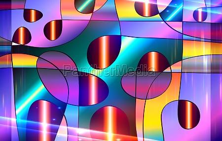 color y luz