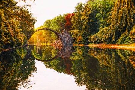 luz solar, parque, Amanecer, puente, paisaje, Paisajes - B138140584