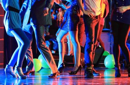 Diversión, Grupo, Vida nocturna, Clubbing, Contexto, diseño - B8600676