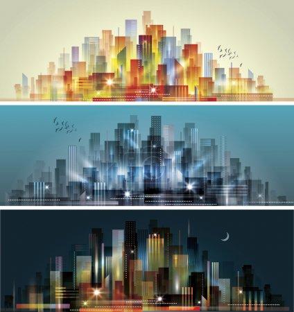 azul, vector, ver, Gráfico, Ilustración, diseño - B12404728