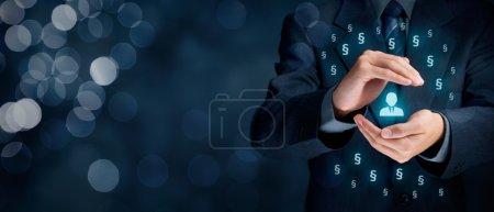 Contexto, negocios, persona, Uno, gente, MALO - B108368960