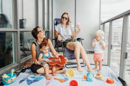 ocio feliz viajes joven verano mujeres